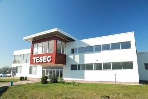 tesec-budova